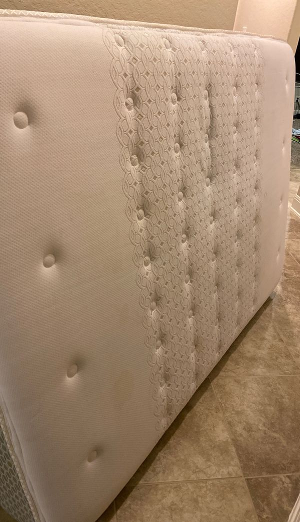 Full size bed and bed frame included! for Sale in San ...