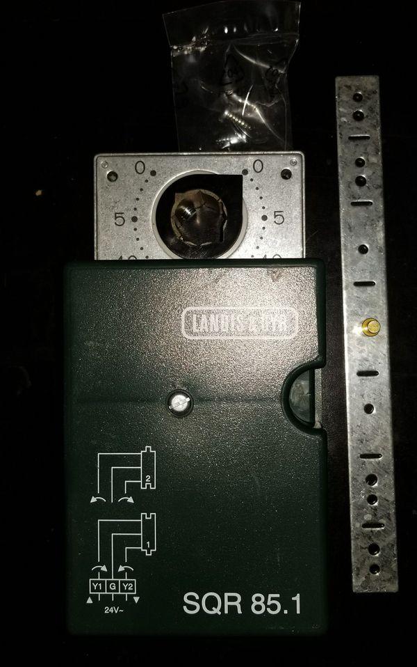 BrRAND NEW!! LANDIS & GYR SQR 85.1 ACTUATOR (S) / MOTOR(S ...