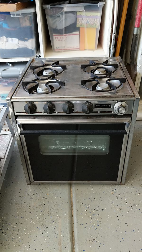 Rv Propane Stove >> Wedgewood Rv Propane Stove For Sale In Roseville Ca Offerup