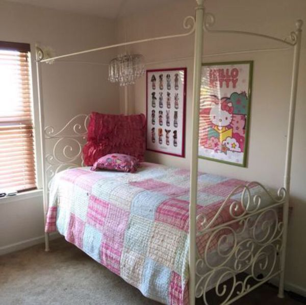 Bombay Kids Canopy Bed For Sale In Houston Tx Offerup