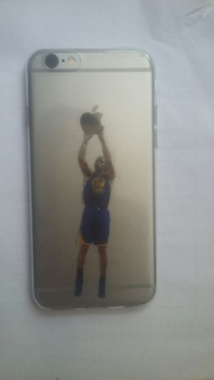 NBA Cases for Iphone 6 / 6s Curry and James for Sale in Oakton, VA
