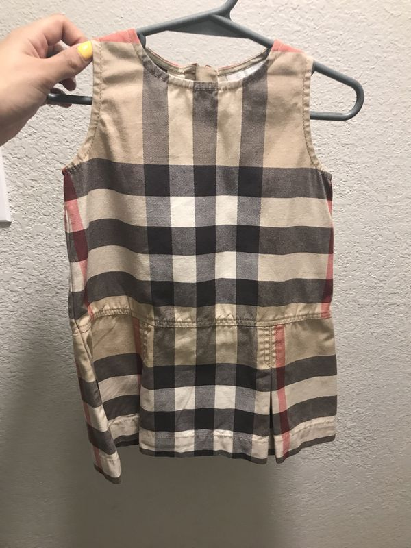 f53303b33 Baby Girl Burberry Dress for Sale in San Antonio