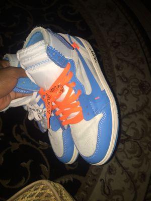 82add7ef73f185 Unc Off white Jordan s for Sale in Chesapeake