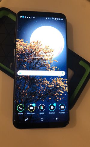 Samsung 8plus unlocked for Sale in Columbia, MD