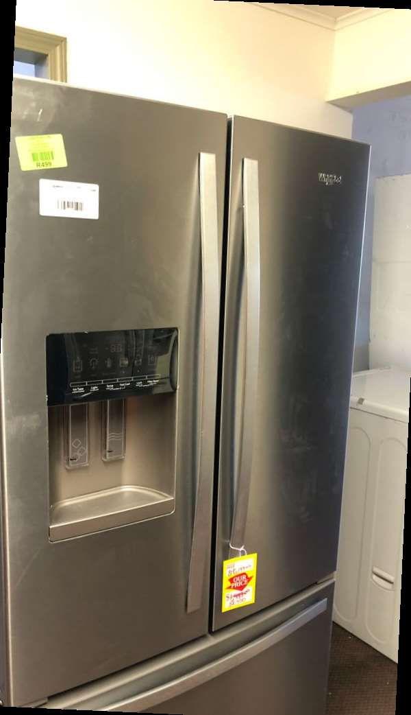 Whirlpool refrigerator 2B
