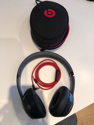 New Beats by Dr. Dre Solo2 for Sale in Washington, DC