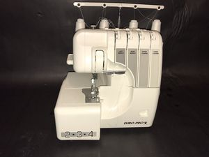 Photo Euro-pro serger