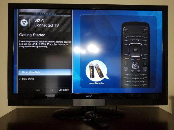 VIZIO M420SV 42 Inch Class Edge Lit Razor LED LCD HDTV with VIZIO Internet  Apps for Sale in Fort Leonard Wood, MO - OfferUp