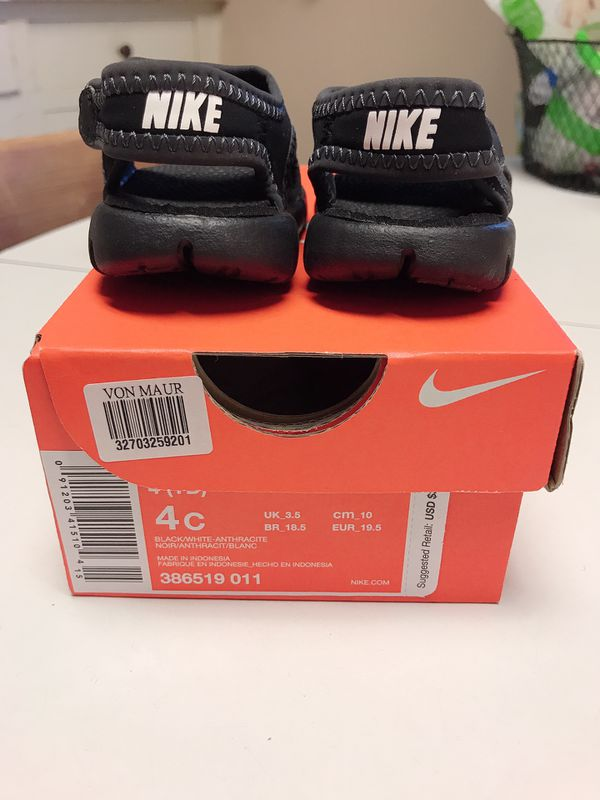 cc04b500c783 Nike Toddler Sandals Size 4c for Sale in Wichita