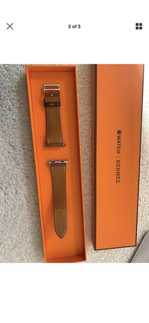 Hermès Apple Watch Band 42-44mm for Sale in Austin, TX