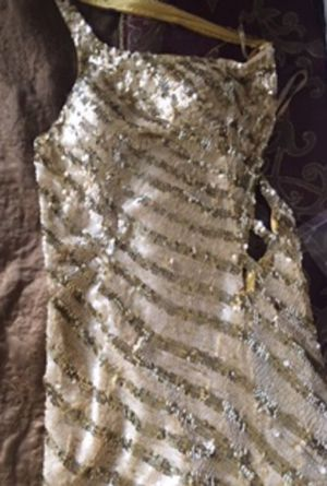 New Gold Sequined Formal Dress For Sale In Orlando Fl Offerup