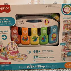 Fisher Price - Kick & Play Activity Mat Thumbnail