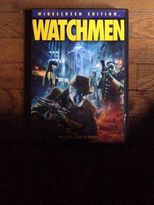DVD Watchmen for Sale in Detroit, MI