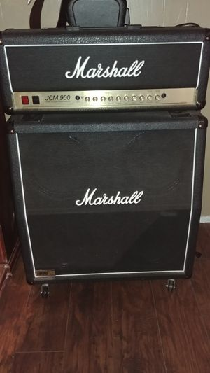 Marshall Amp and cabniet for Sale in Madison Heights, VA