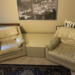 Two Chairs And Center Table Thumbnail
