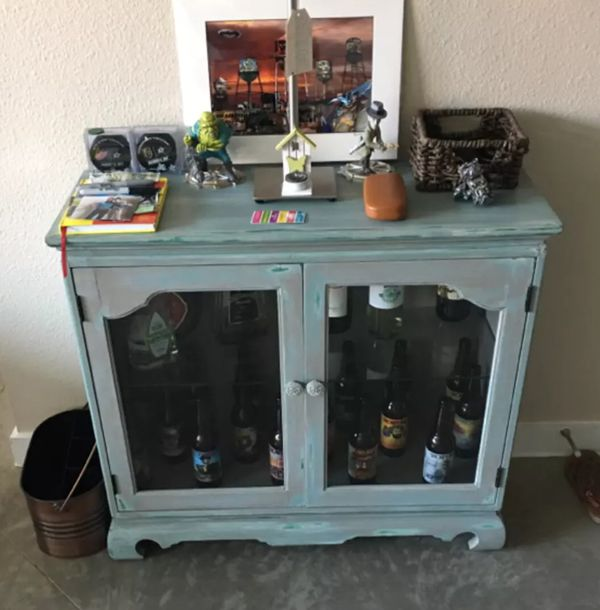 - Rustic Antique Drinks Cabinet For Sale In Dallas, TX - OfferUp