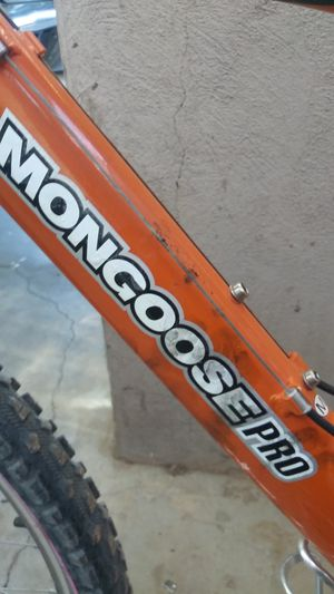 26in monegoose moutain bike for Sale in Phoenix, AZ