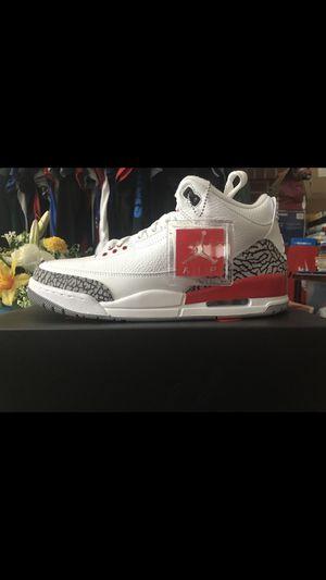 Men's Jordan 3 Katrina Size 11 DEADSTOCK!! for Sale in Silver Spring, MD