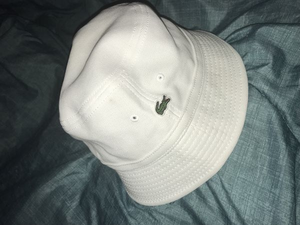 Lacoste Bucket Hat - Men's Hat Supreme for Sale in Concord, NC - OfferUp