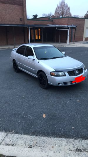 2005 Nissan Sentra SE-R Spec V 2.5L for Sale in Takoma Park, MD