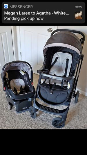 Photo Graco Stroller Car Seat Travel System