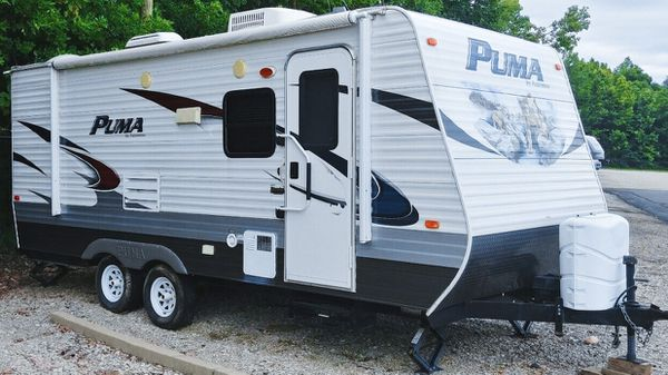 2013 Puma Travel Trailer for Sale in Charlotte, NC - OfferUp