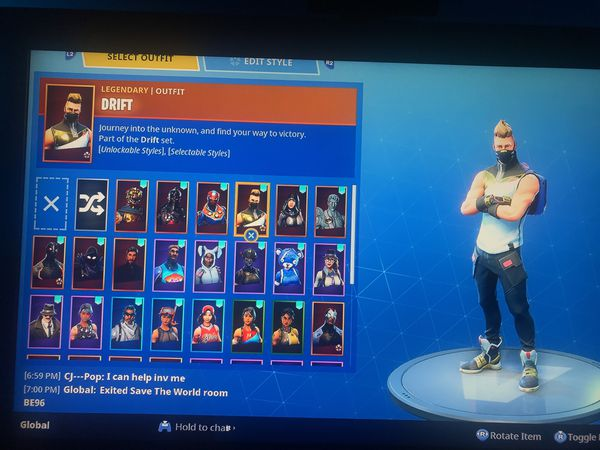 Fortnite Account For Pc Moubile Ps4 For Sale In Avondale Az Offerup