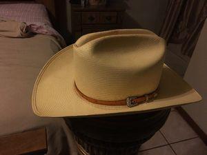 ae75686113de5 Straw hat Stetson 500x 7-3 8 for Sale in Socorro