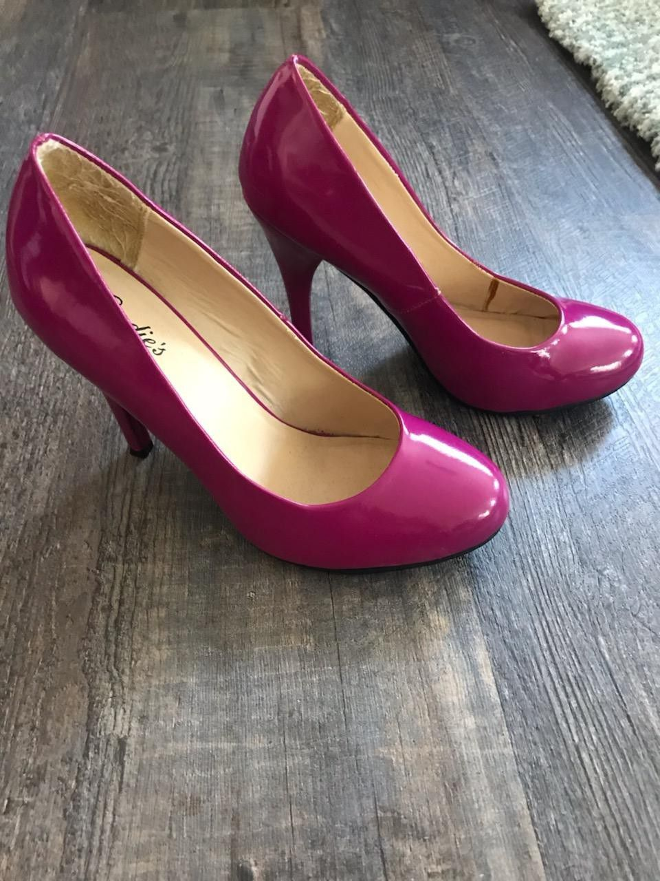 Candies Pink Heels