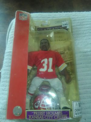 Priest Holmes action figure for Sale in Detroit, MI
