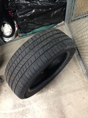 2 Michelin 225 50 r 17 energy tires for Sale in Chicago, IL