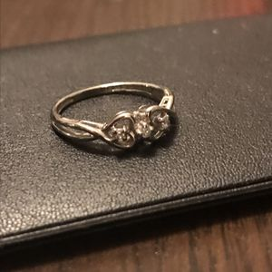 White gold and diamond ring for Sale in Centreville, VA