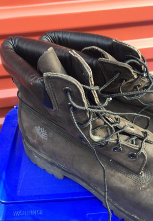 Timberland Boots Sz16 for Sale in Annandale, VA