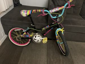 Photo Girls bike 18 inch Pocus Ozone 500