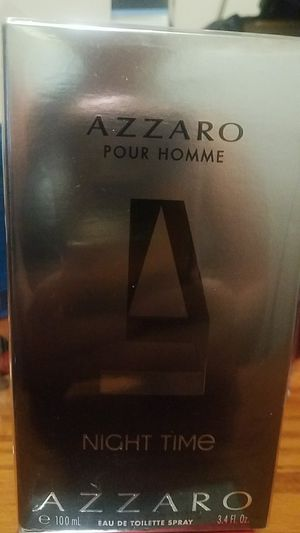 Autentic Azzaro Night time 100ml for Sale in Silver Spring, MD