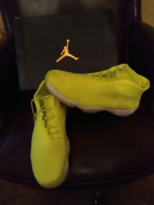 Men's Jordan future volt sz 12 for Sale in Rustburg, VA