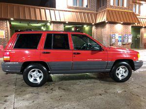 Photo 1997 Jeep Grand Cherokee Laredo V8 4x4