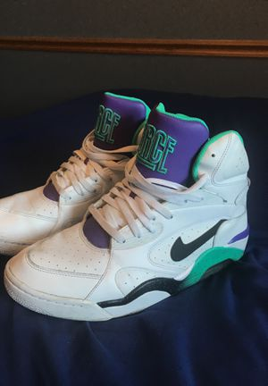 4a05f8d61605 Nike Air Max Force 180 size 12 for Sale in La Crescent