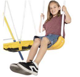 🔥 Brand New Heavy Duty Slide, 2 Swings, a Saucer Swing Set Thumbnail