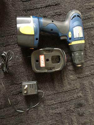 Ryobi 12V cordless drill, Model#HP412 for Sale in Ashburn, VA