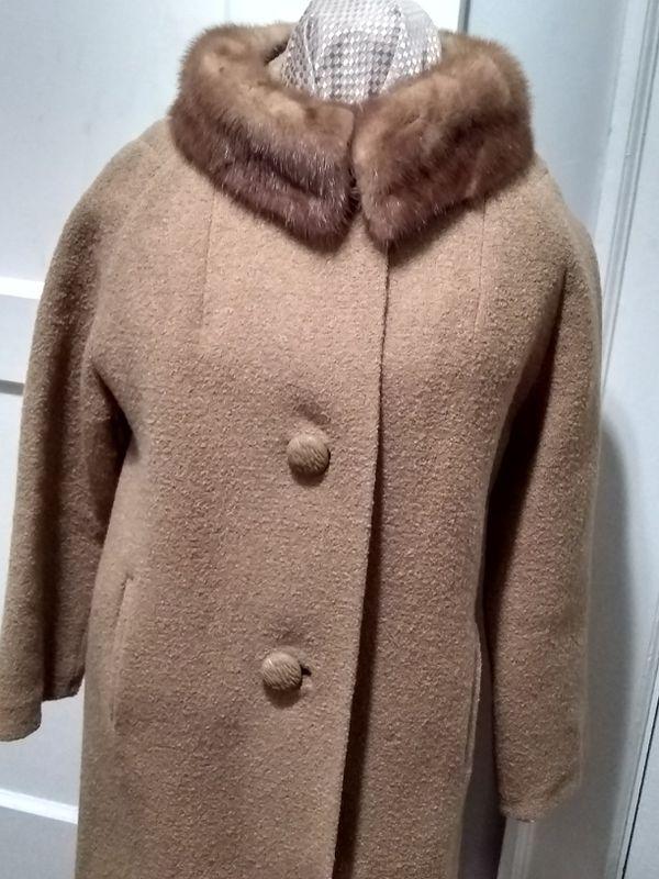Vintage Fur Coats