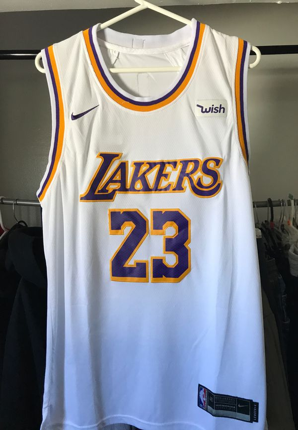 huge discount 6900a 0d4ca Lebron James Jersey #23 Lakers for Sale in Yucaipa, CA - OfferUp