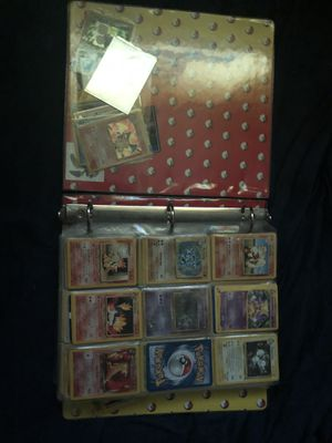 Pokémon card collection for Sale in Severn, MD