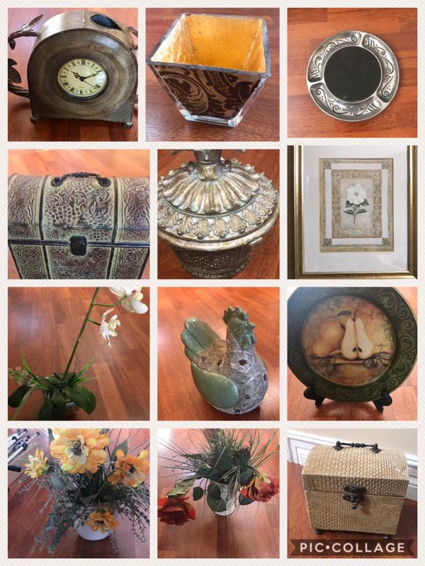 Lots of housewares for sale $10-$75
