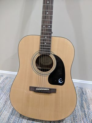 Epiphone Acoustic Guitar for Sale in Frederick, MD