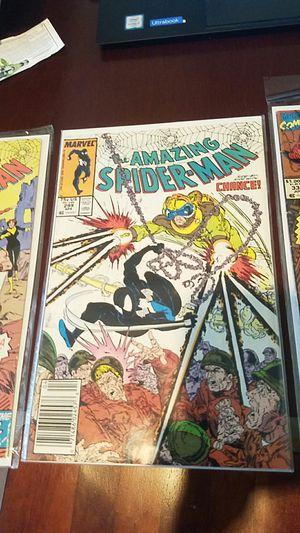 Asm amazing spiderman 299 mcfarlane Marvel comic book venom for Sale in Scottsdale, AZ