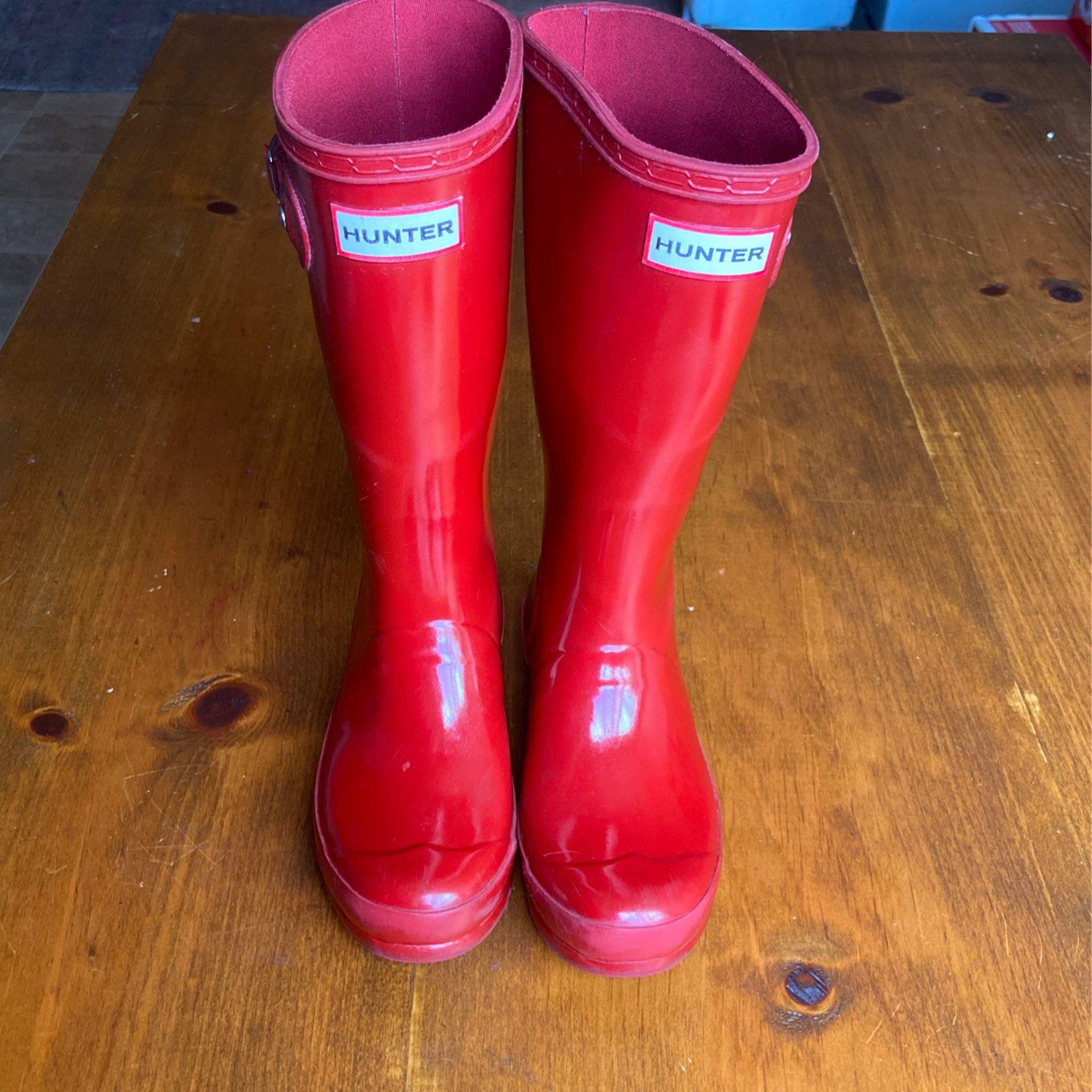 Hunter Kids Boots