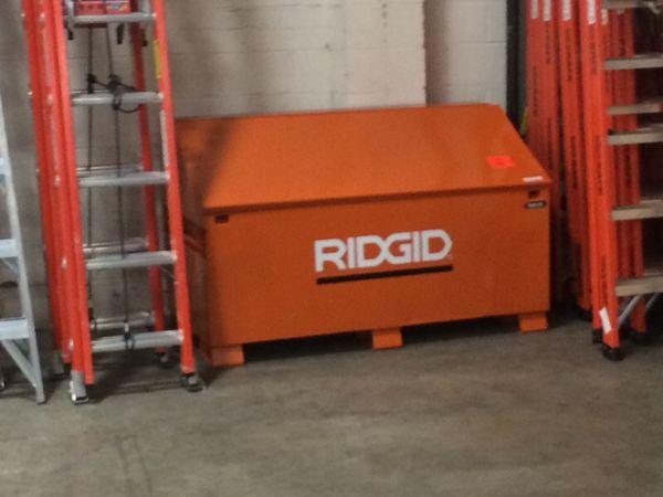 Ridgid 3068s 60 in x 37 in Jobsite Storage Chest for Sale in