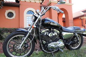 Photo 2006 Harley Davidson Sportster 1200L