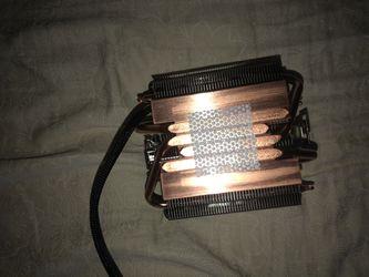 AMD CPU Cooler Thumbnail